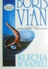 Okładka książki Klecha w kąpieli Boris Vian
