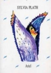 Okładka książki Ariel Sylvia Plath
