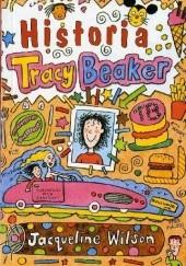 Okładka książki Historia Tracy Beaker Jacqueline Wilson