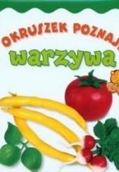 Okładka książki Okruszek poznaje warzywa Anna Wiśniewska
