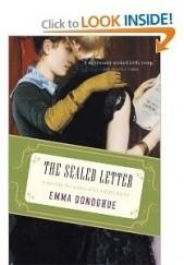 Okładka książki The Sealed Letter Emma Donoghue