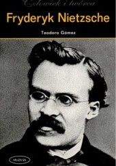 Okładka książki Fryderyk Nietzsche Teodoro Gómez
