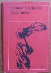 Okładka książki Todo modo Leonardo Sciascia