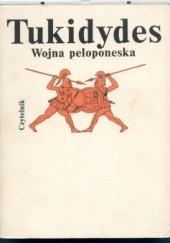 Okładka książki Wojna peloponeska Tukidydes