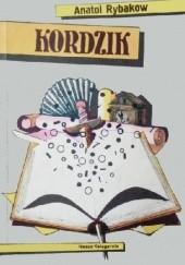 Okładka książki Kordzik Anatolij Rybakow