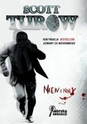 Okładka książki Niewinny Scott Turow