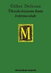 Okładka książki Filozofia krytyczna Kanta: doktryna władz