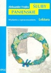 Okładka książki Śluby panieńskie Aleksander Fredro