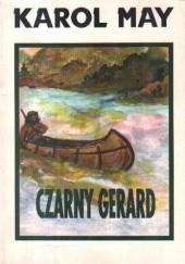 Okładka książki Czarny Gerard Karol May