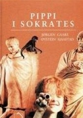 Okładka książki Pippi i Sokrates. Filozoficzne wedrówki po świecie Astrid Lindgren