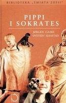 Okładka książki Pippi i Sokrates. Filozoficzne wedrówki po świecie Astrid Lindgren Jorgen Gaare,Oystein Sjaastad