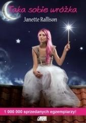 Okładka książki Taka sobie wróżka Janette Rallison