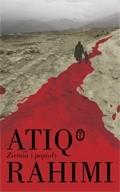 Okładka książki Ziemia i popioły Atiq Rahimi