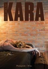 Okładka książki Kara Maja Wolny