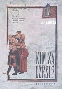Okładka książki Kim są Czesi? Jan Patočka