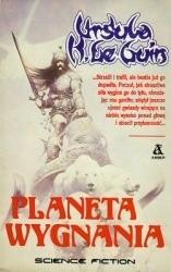 Okładka książki Planeta wygnania Ursula K. Le Guin