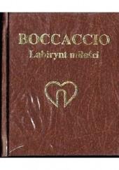 Okładka książki Labirynt miłości albo Skrzeczący kruk Giovanni Boccaccio