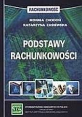 Okładka książki Podstawy rachunkowości Monika Chodoń,Katarzyna Zasiewska
