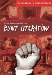 Okładka książki Bunt literatów