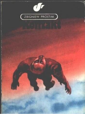 Okładka książki Kontakt Zbigniew Prostak