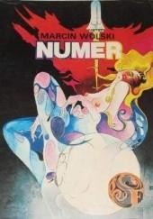 Okładka książki Numer