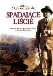 Okładka książki Spadające liście Jan Dobraczyński