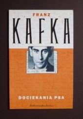 Okładka książki Dociekania psa Franz Kafka