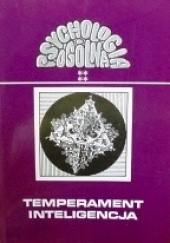 Okładka książki Temperament i inteligencja