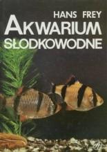 Okładka książki Akwarium słodkowodne