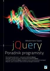 Okładka książki JQuery. Poradnik programisty Włodzimierz Gajda