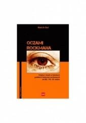 Okładka książki Oczami rockmana Marcin Dyś