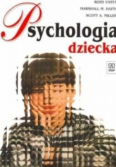 Okładka książki Psychologia dziecka Ross Vasta