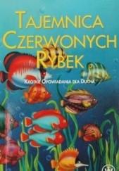 Okładka książki Tajemnica czerwonych rybek