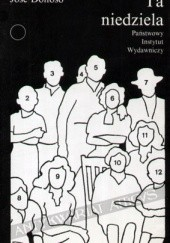 Okładka książki Ta niedziela José Donoso