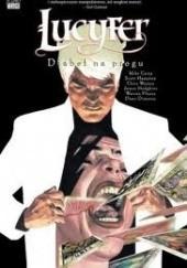 Okładka książki Lucyfer: Diabeł na progu Mike Carey