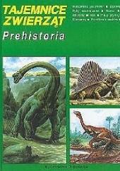 Okładka książki Prehistoria Michel Cuisin