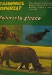 Okładka książki Zwierzęta ginące Michel Cuisin