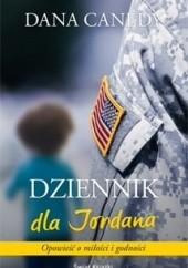 Okładka książki Dziennik dla Jordana Dana Canedy