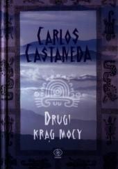 Okładka książki Drugi krąg mocy Carlos Castaneda