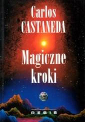 Okładka książki Magiczne kroki Carlos Castaneda