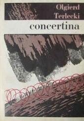 Okładka książki Concertina Olgierd Terlecki