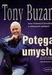 Okładka książki Potęga umysłu Tony Buzan