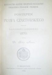 Okładka książki Postępek prawa czartowskiego przeciw narodowi ludzkiemu