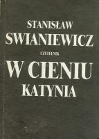 Okładka książki W cieniu Katynia