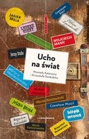 Okładka książki Ucho na świat Katarzyna Świdrak,Krzysztof Świdrak