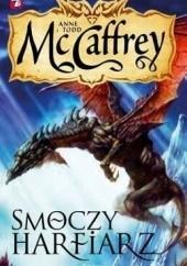 Okładka książki Smoczy harfiarz Anne McCaffrey,Todd McCaffrey