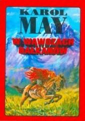 Okładka książki W wąwozach Bałkanów Karol May