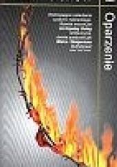 Okładka książki Oparzenie Wasilij Aksionow