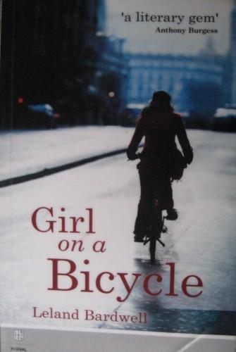 Okładka książki Girl on a bicycle Leland Bardwell