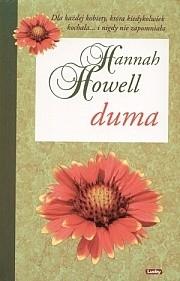 Okładka książki Duma Hannah Howell